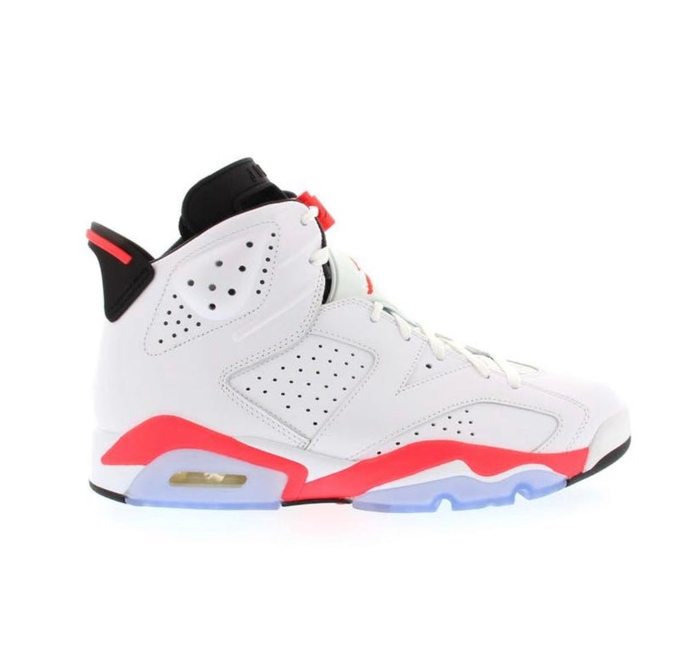 save off 68b4a 98057 Jordan 6 - White Infrared - Size 11