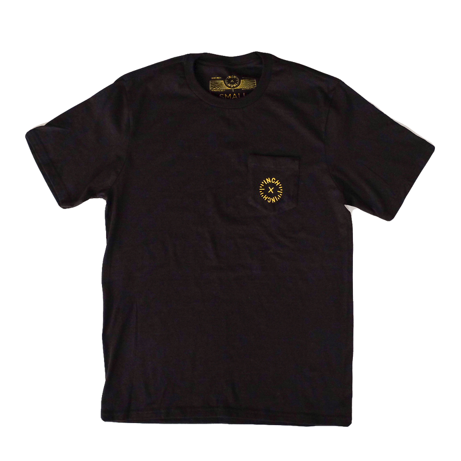 Image of Inch x Inch Logo Pocket T-shirt