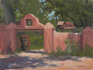 Image of Mabel Dodge Luhan Grounds