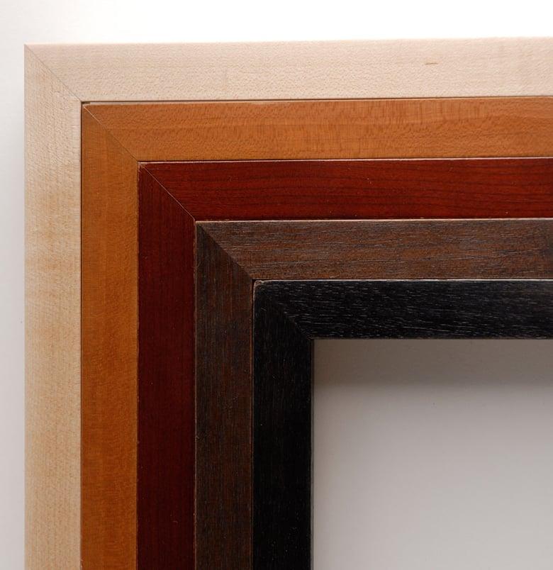 "Image of 22x26"" frame for medium photos"