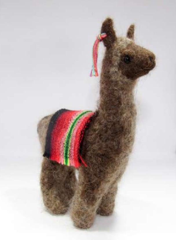 Image of Alpaca Suri & Llama Stuffed Animal