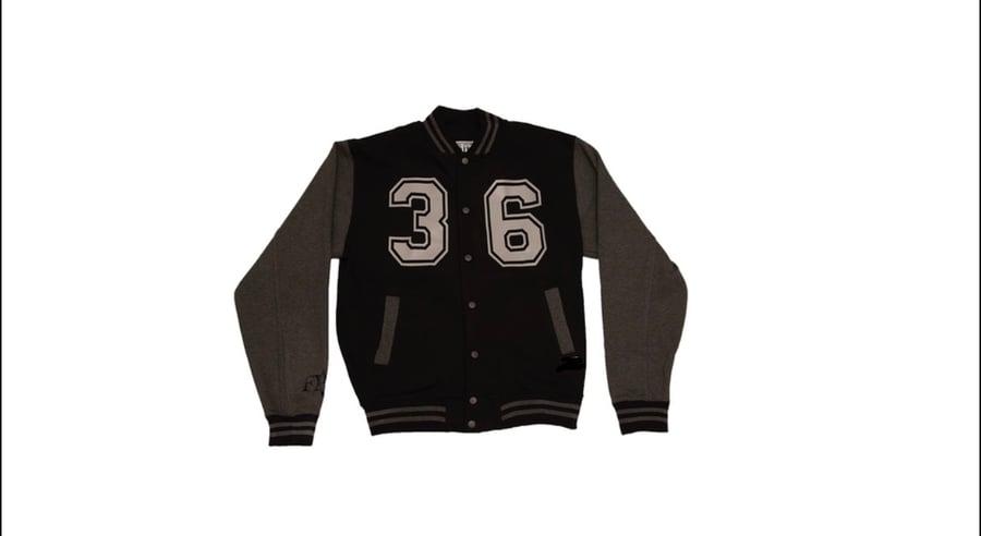 Image of   Letterman style jacket