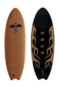 Image of DART 5'6 THRUSTER <br> METALLIC COPPER