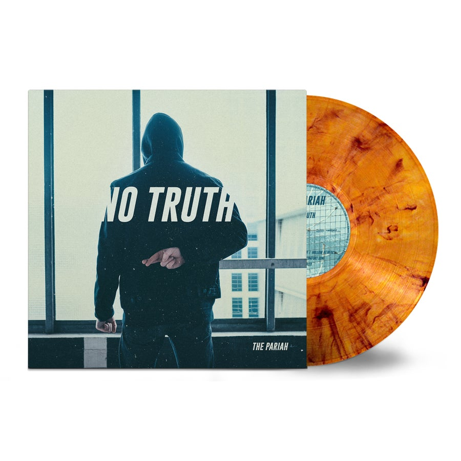 Image of No Truth LP Orange