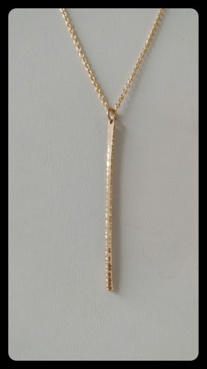 Image of spike necklace
