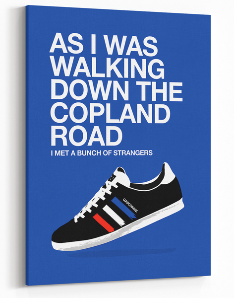 Image of Walking Down The Copland Road
