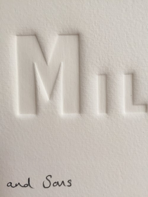 Image of M is for Mills and Sons..