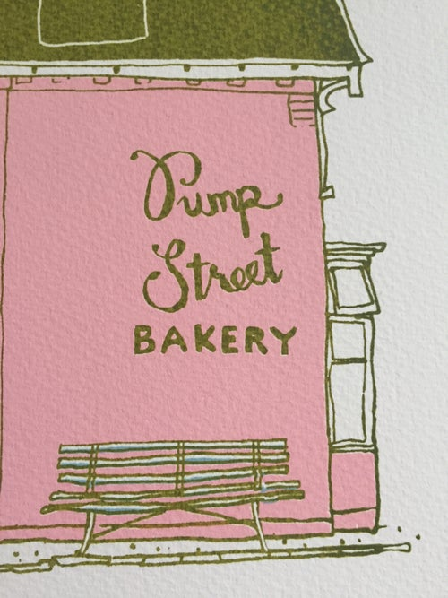 Image of P is for Pump Street Bakery