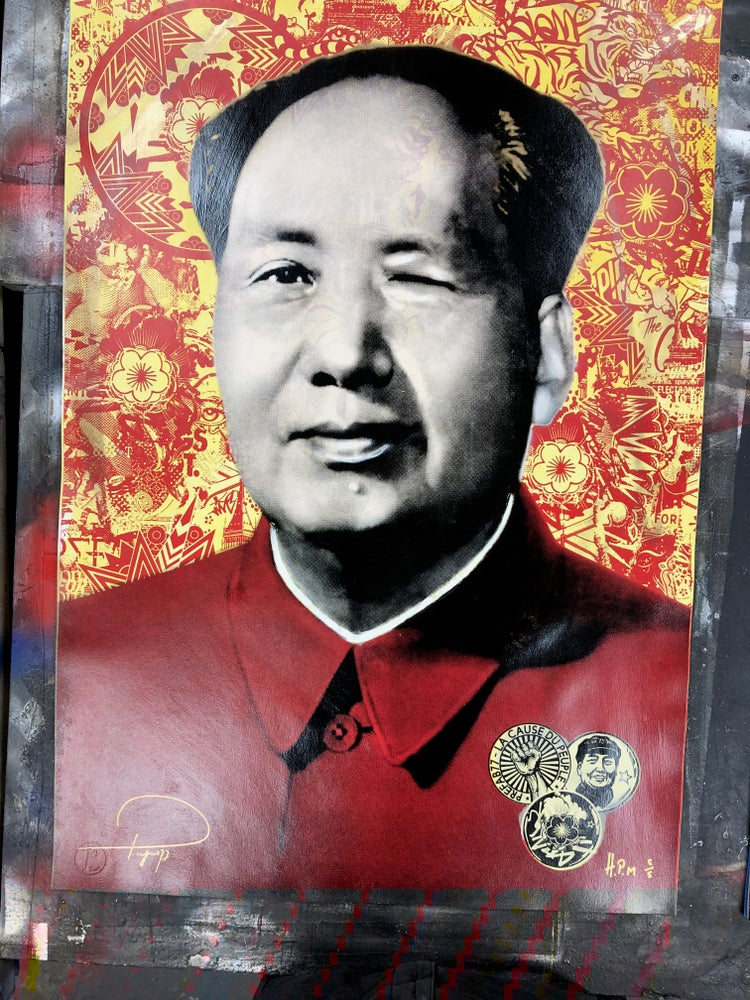 Image of COCK MAO HPM