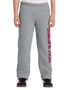 Image of Sweatpants - Open Leg