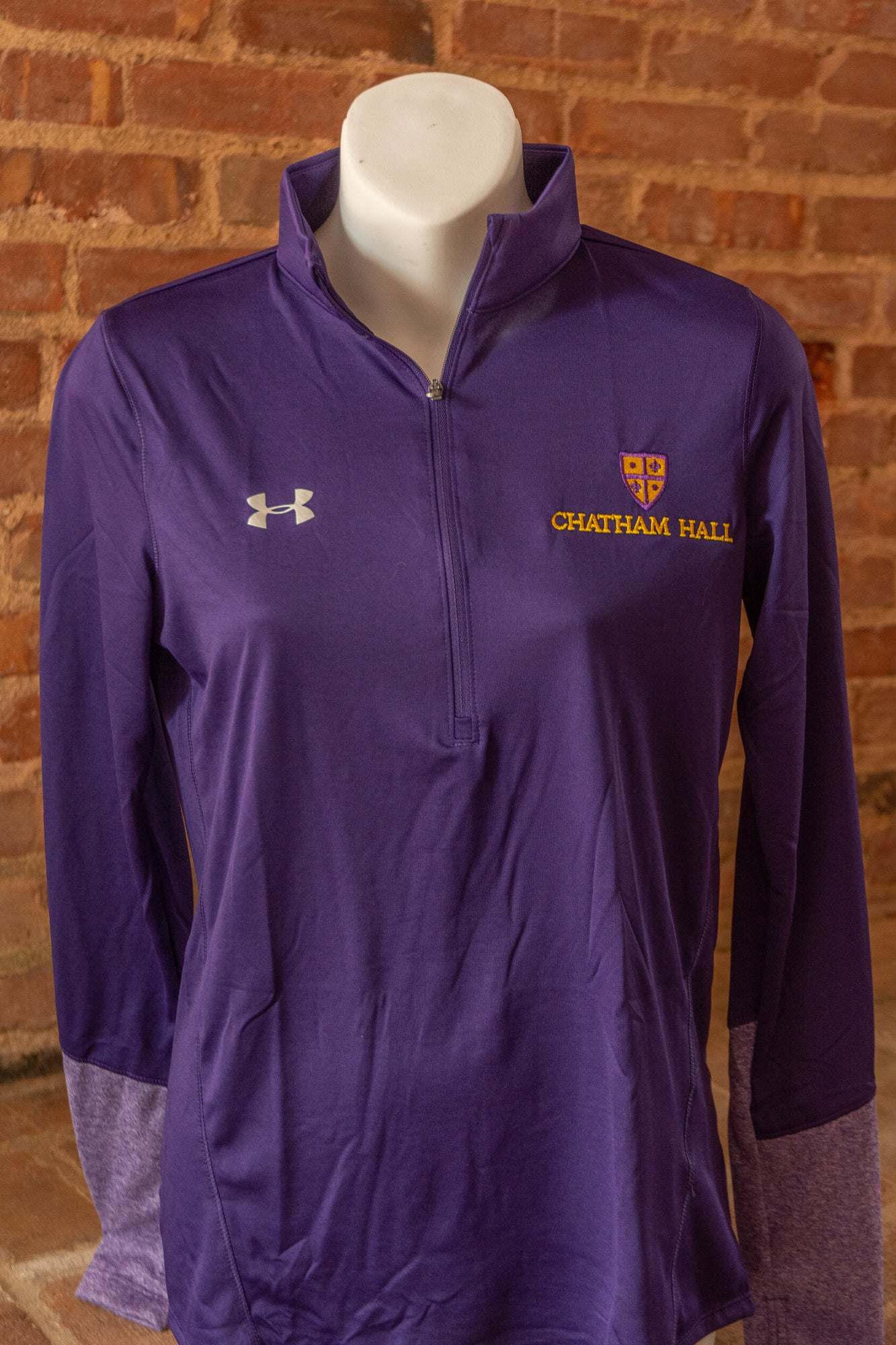 Image of Under Armour Women's 1/2 zip