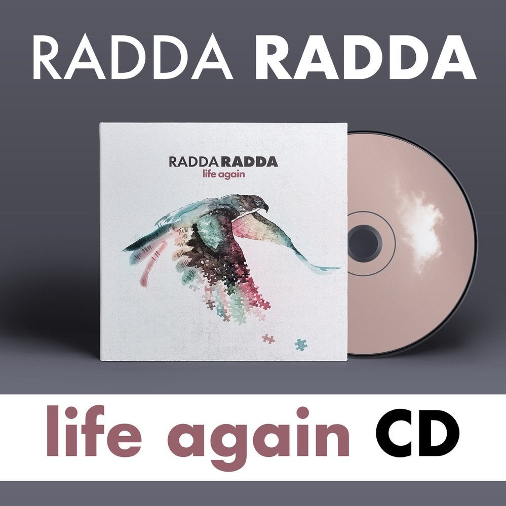 "Image of ""life again"" - CD"