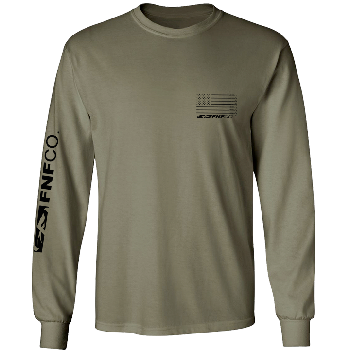 Image of US-747 Long Sleeve (military)