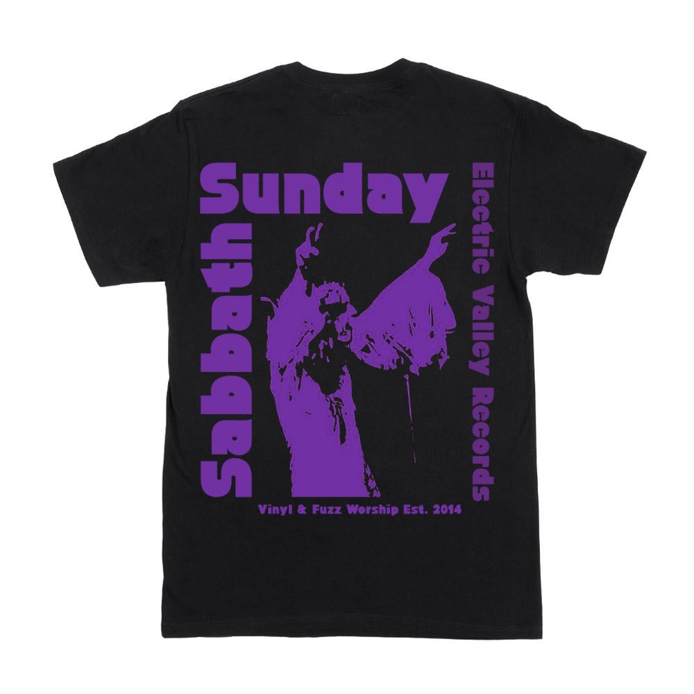 Image of Sabbath Sunday T-shirt