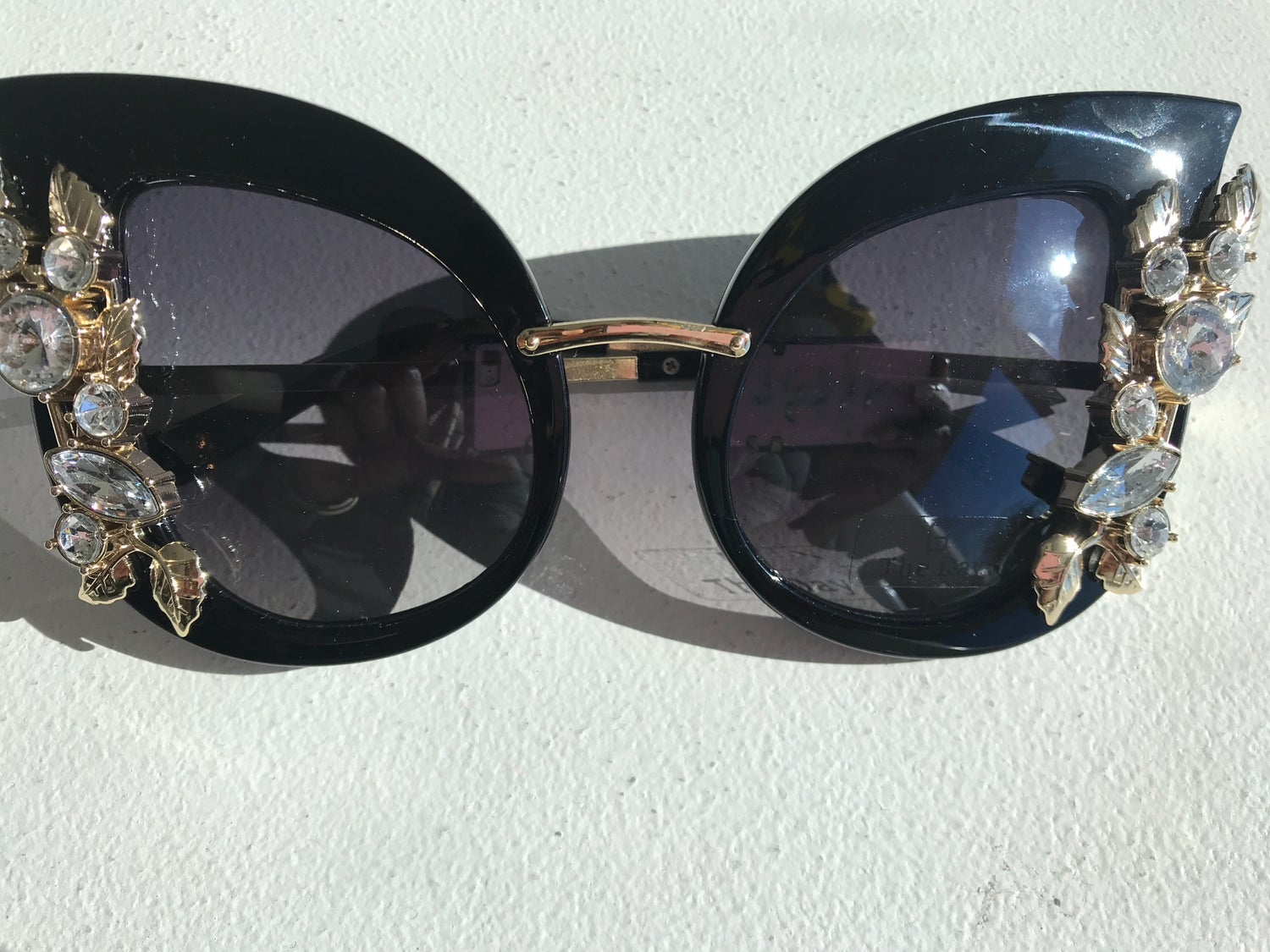 Image of Seize The Day Shades in Black