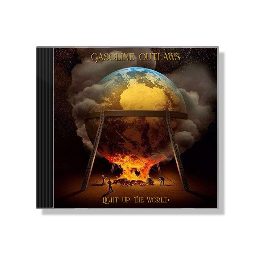 Image of ***PRE-ORDER*** Light Up The World CD Album
