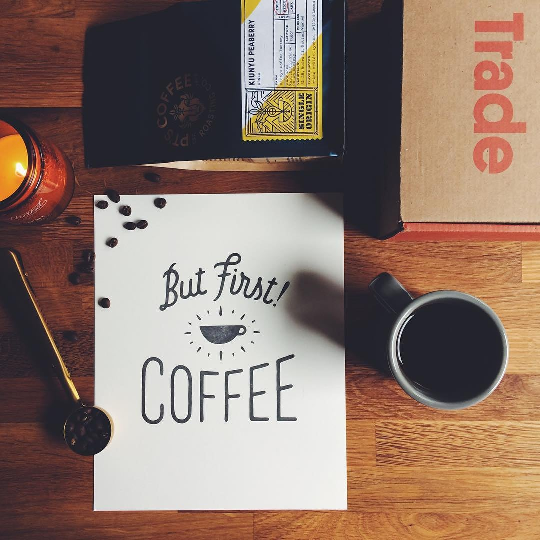 Image of But First! Coffee