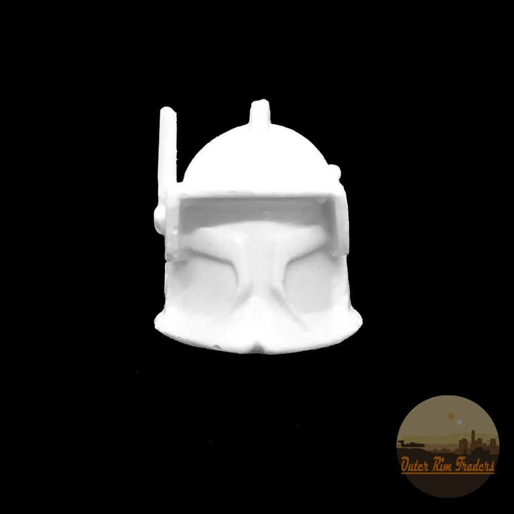 Image of Animated Trooper Bucket with Visor and Light.