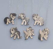 Image of Sterling Silver Pendants