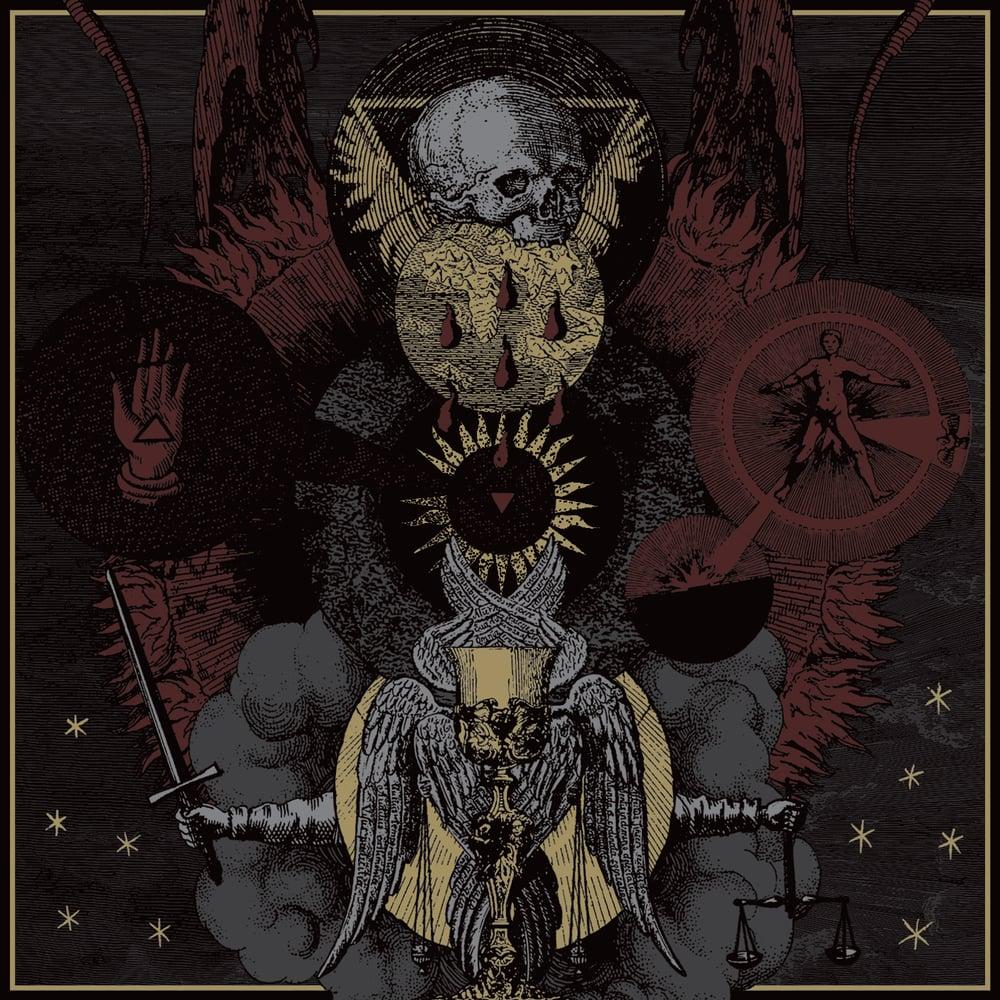 """Image of THRONUM VRONDOR """"Ichor (The Rebellion)"""" LP"""