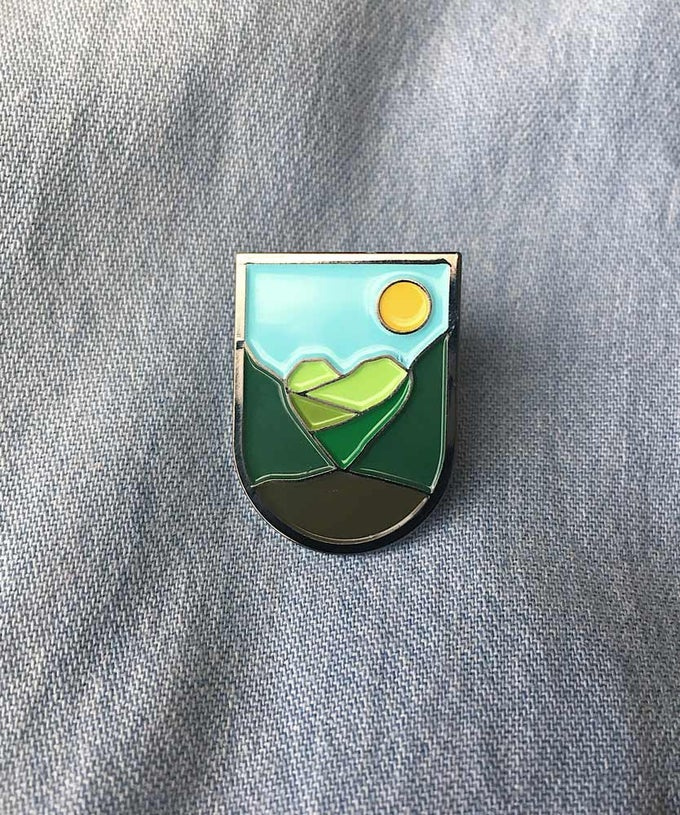 Image of Nature Lovers Pin