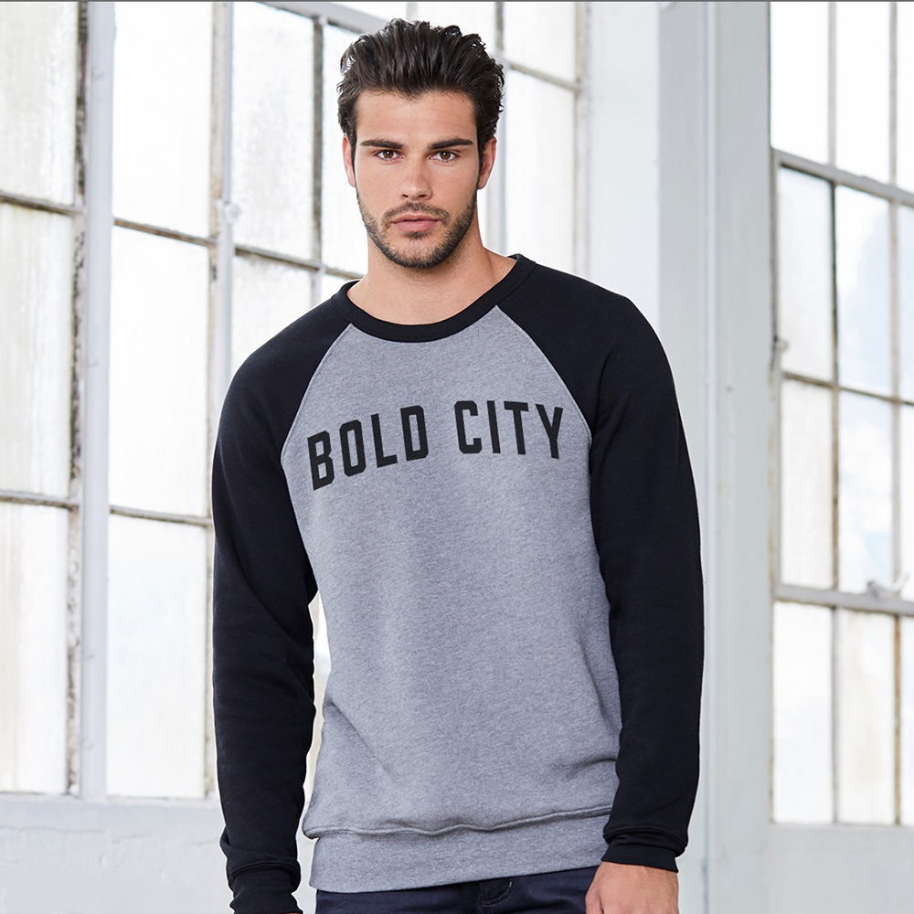 Image of Bold City - crew sweatshirt