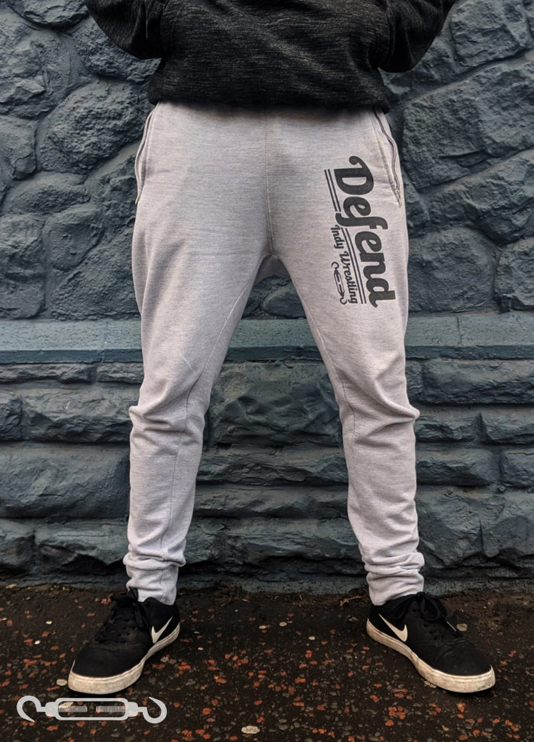 Image of Grey Jog Pants