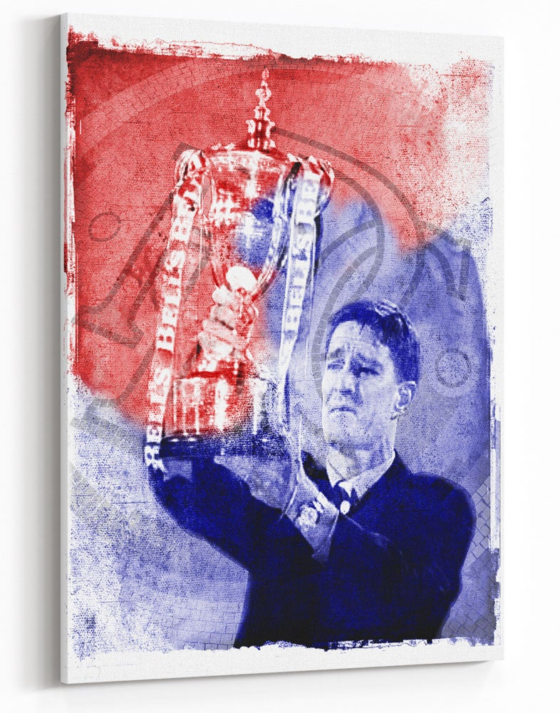 Image of Richard Gough - Nine In A Row