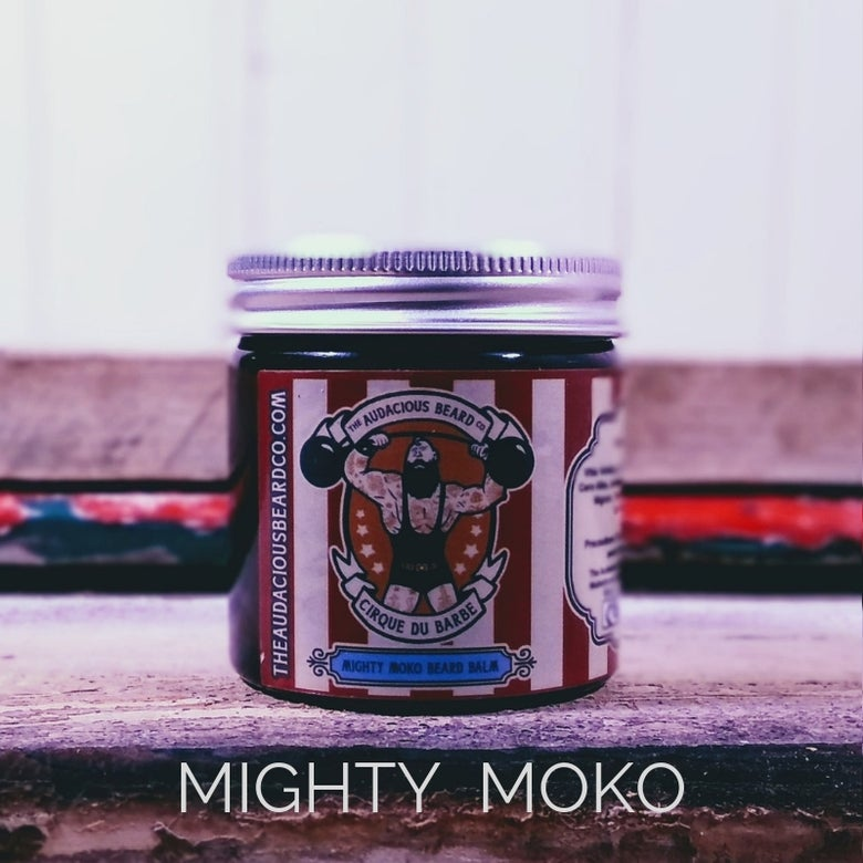 Image of Mighty Moko beard balm - Cirque du Barbe