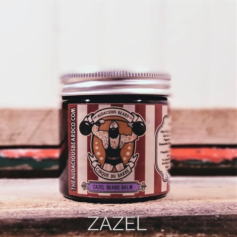 Image of Zazel beard balm - Cirque du Barbe