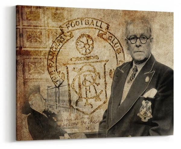 Image of Bill Struth - 'We Welcome The Chase'