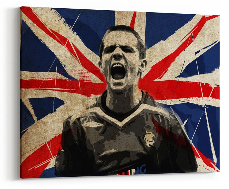 Image of Nacho Novo Union Flag Canvas
