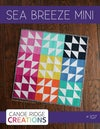 Sea Breeze Mini Quilt #107, PDF Pattern