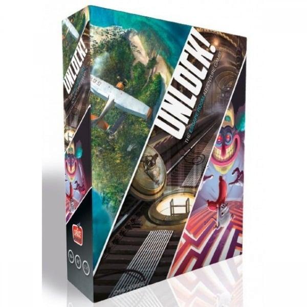 Image of UNLOCK! Escape Adventures BOX 1
