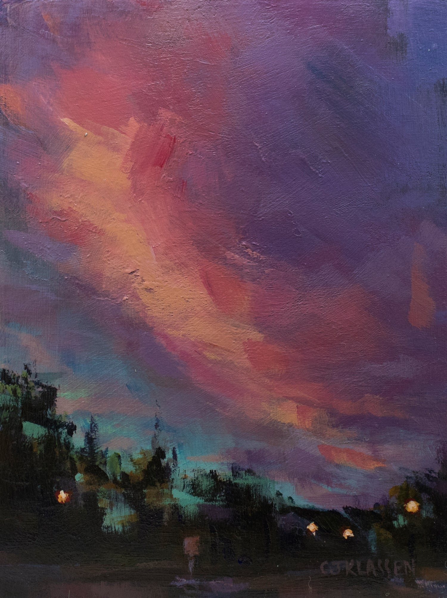 Image of Pink Sunrise