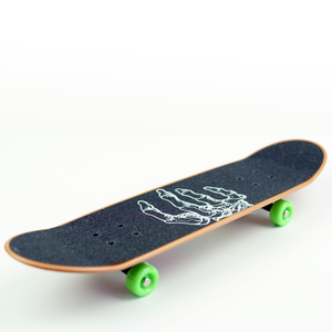 Image of 27cm Handskate Handboard - Camo