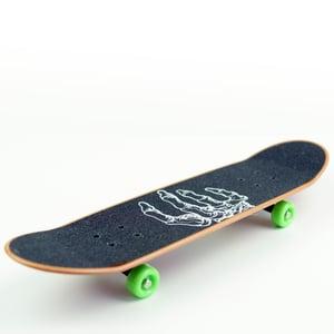 Image of 27cm Handskate Handboard - Mountains