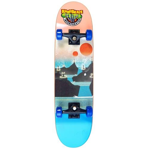 Image of 27cm Handskate Handboard - Spires