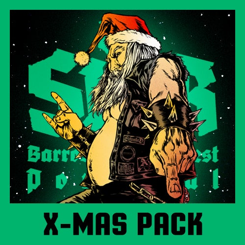 Image of SWR FEST 22 | X-MAS PACK