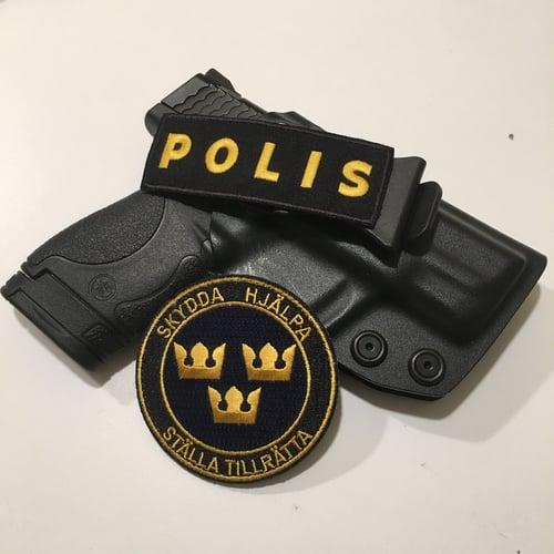 Image of SKYDDA, HJÄLPA, STÄLLA TILLRÄTTA - UNIFORM EDITION