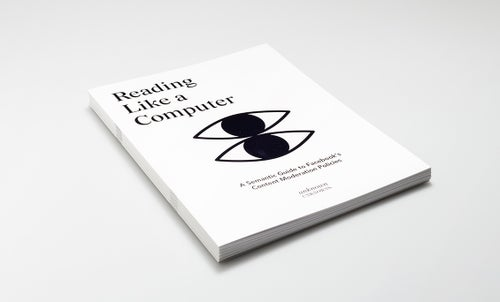 Image of Reading Like a Computer