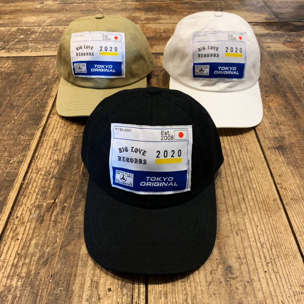 Image of BIG LOVE CAP 2020