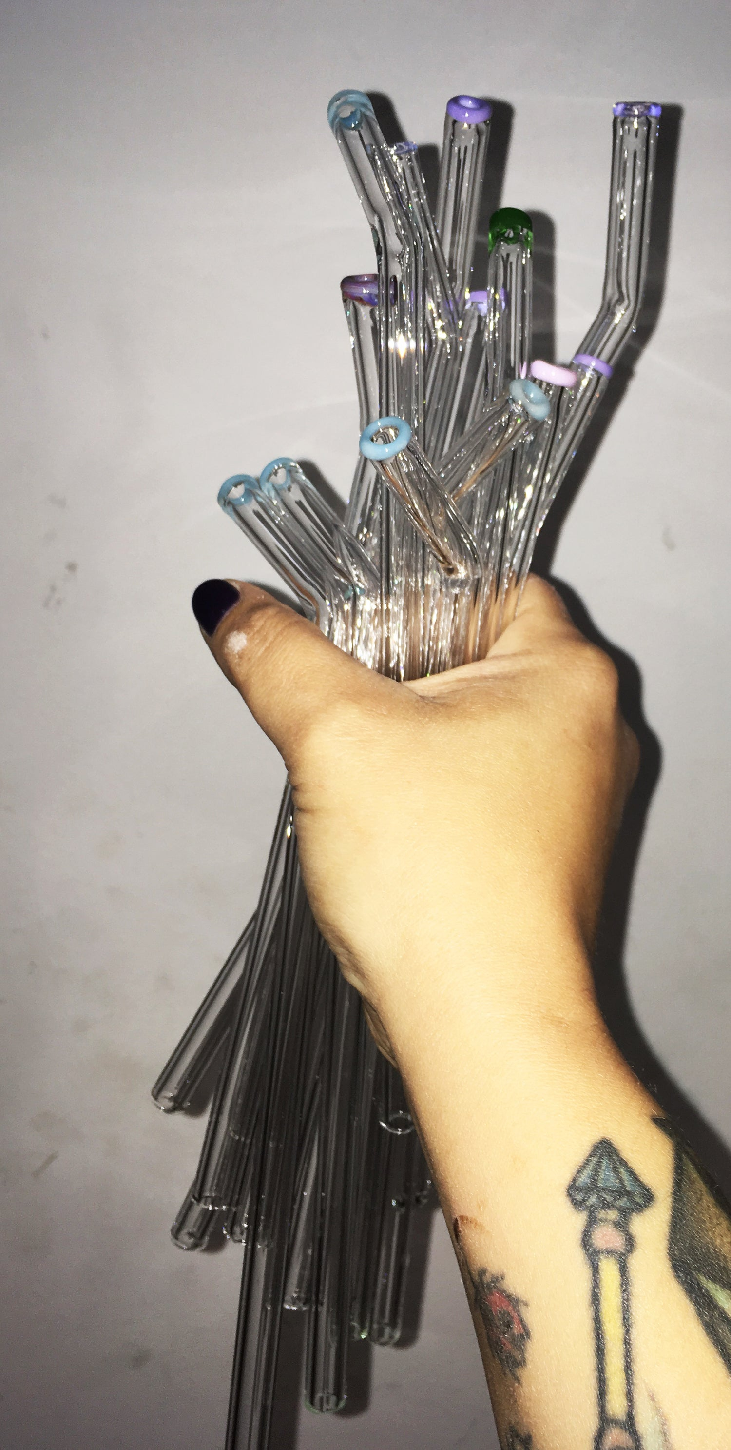 Image of Reusable Straw // Package of 5