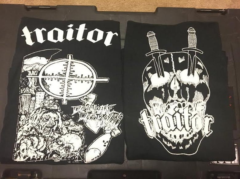 Image of Traitor Shirt