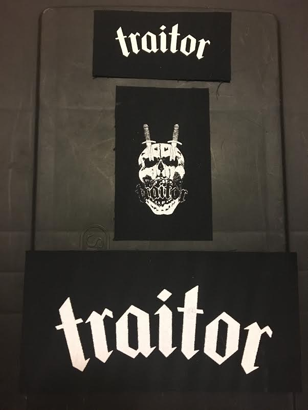 Image of Traitor Patches