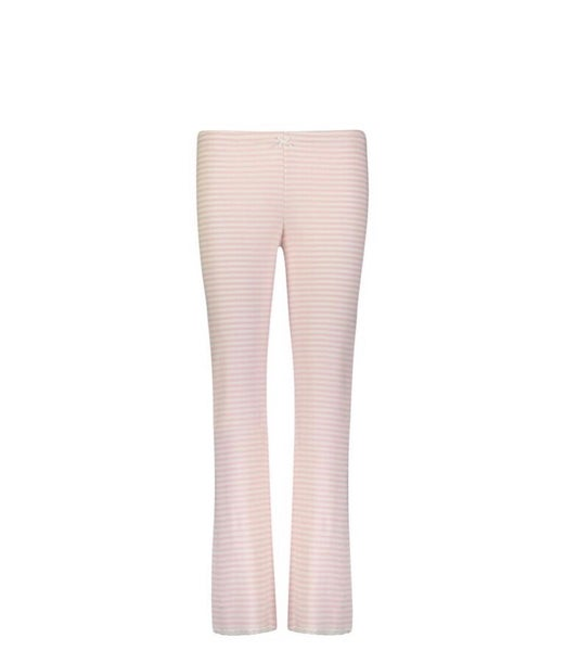 Image of Pink sailor stripe pant
