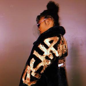 Image of Black Pistol Fur