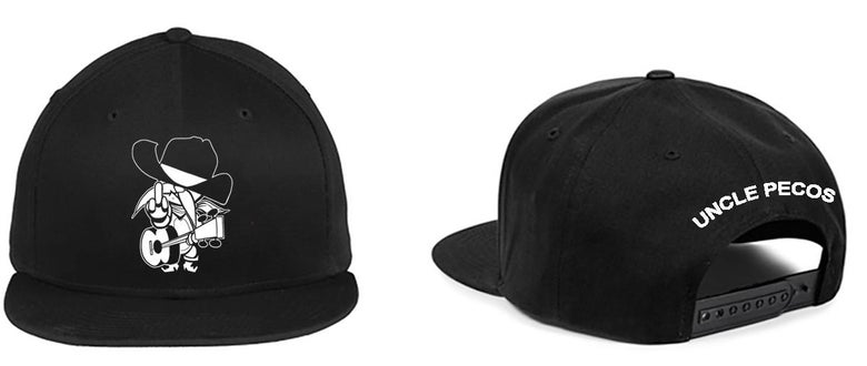Image of UNCLE PECOS SNAPBACK HAT (IN STOCK)