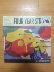 Image of Four Year Strong. Some of you will like this//Some of you wont Cd/ LP