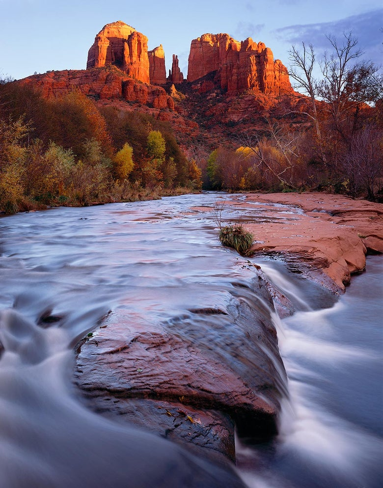 Image of Red Rock Crossing, Coconino National Forest, Arizona